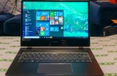 Обзор Acer Swift 7 (2018)