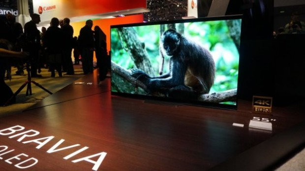Обзор Sony BRAVIA A8F OLED