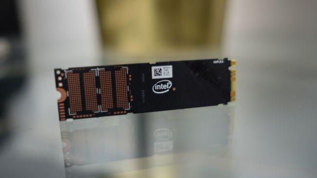 Память Intel 760p Series SSD