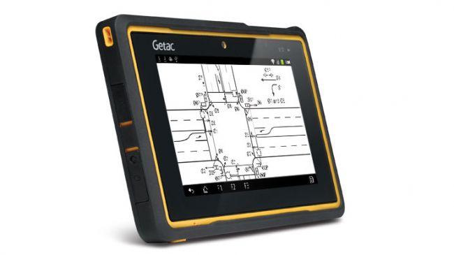 Планшет Getac Z710
