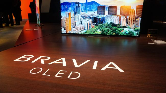 Телевизор Sony BRAVIA A8F OLED