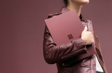 Commercial Microsoft Surface Laptop