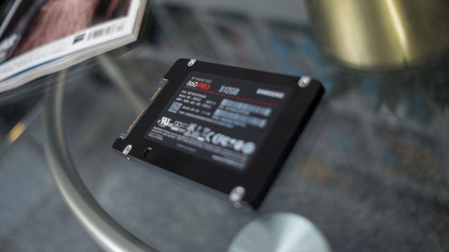 SATA SSD Samsung 860 Pro