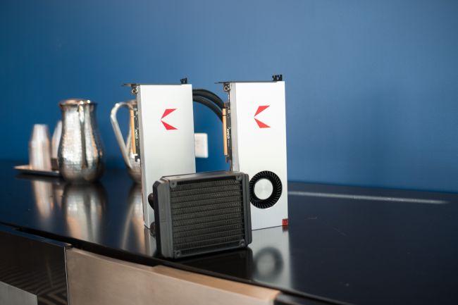 Видеокарта AMD Radeon RX Vega