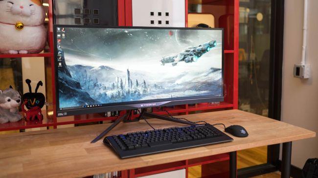 Лучший монитор - Acer Predator X34
