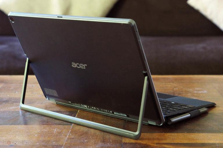 Лучший планшет для работы - Acer Switch 5