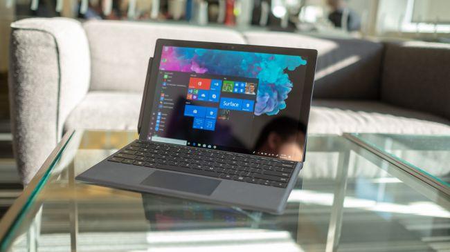 Лучший планшет для работы - Surface Pro 6