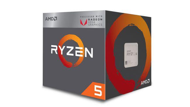 Лучший процессор - AMD 5 2400G