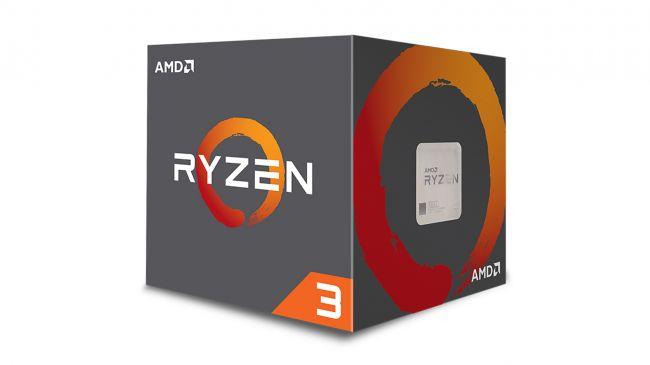Лучший процессор - AMD Ryzen 3 1300X