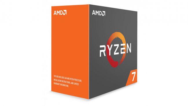 Лучший процессор - AMD Ryzen 7 1800X