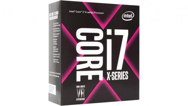 Лучший процессор - Intel Core i7-7820X