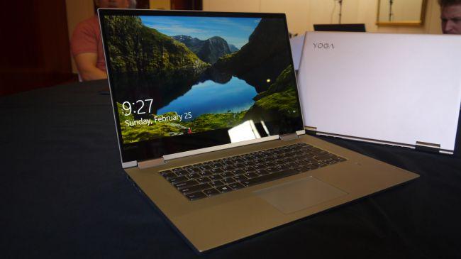 Ноутбук-планшет Lenovo Yoga 730
