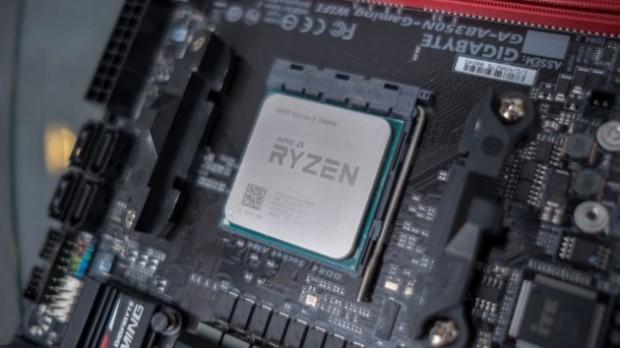 Обзор AMD Ryzen 5 2400G