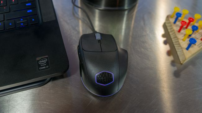 Мышка Cooler Master MasterMouse MM520