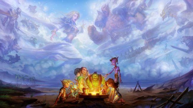 Бесплатная игра - Hearthstone Heroes of Warcraft