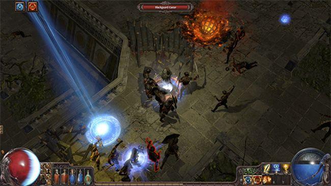 Бесплатная игра - Path of Exile