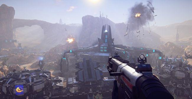 Бесплатная игра - Planetside 2