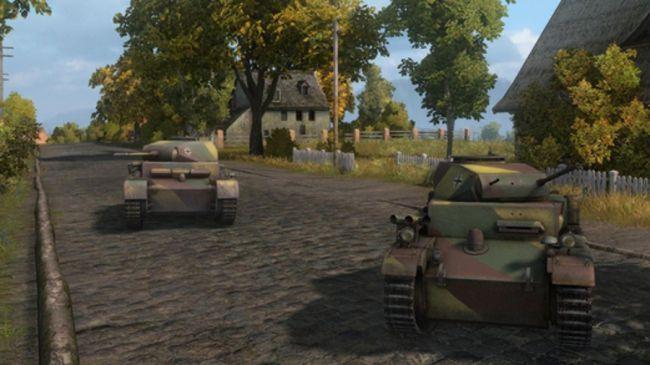 Бесплатная игра - World of Tanks