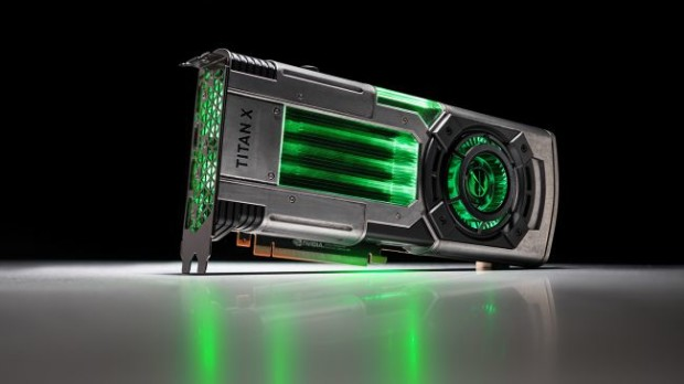 Видеокарта Nvidia Titan