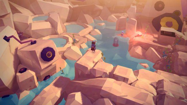 Игры на iPad - Adventures of Poco Eco