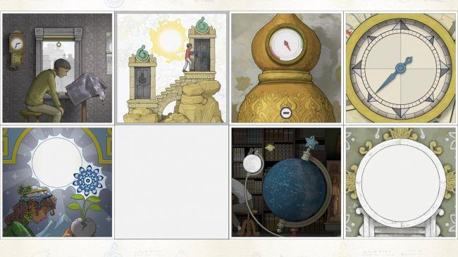 Игры на iPad - Gorogoa