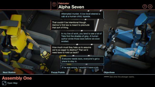 Игры на iPad - Subsurface Circular