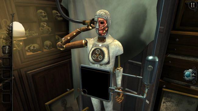 Игры на iPad - The Room Old Sins