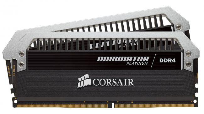 Лучшая ОЗУ - Corsair Dominator Platinum