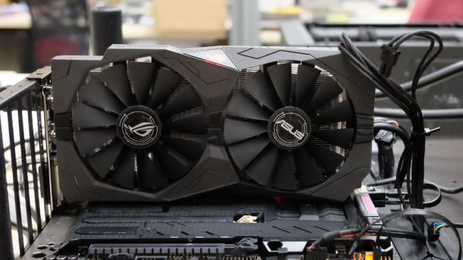 Лучшая видеокарта - Nvidia GeForce GTX 1050 Ti