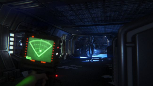 Лучшие игры - Alien Isolation