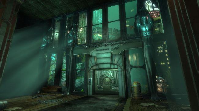 Лучшие игры - BioShock