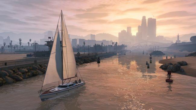 Лучшие игры - Grand Theft Auto V