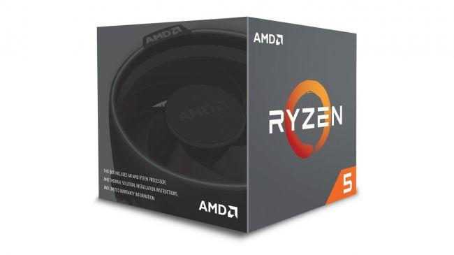 Лучший процессор - AMD 5 2600X