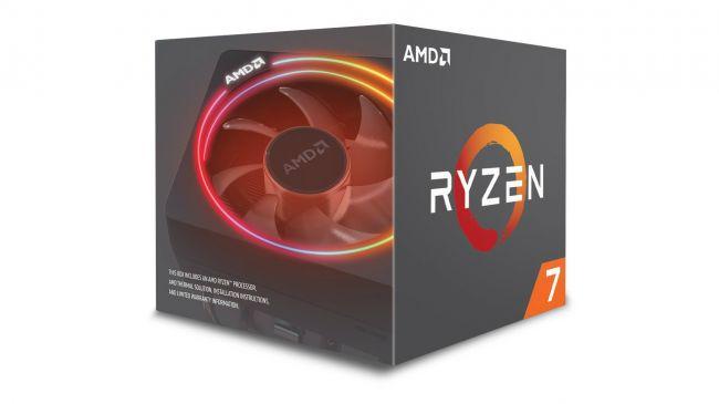 Лучший процессор - AMD 7 2700X