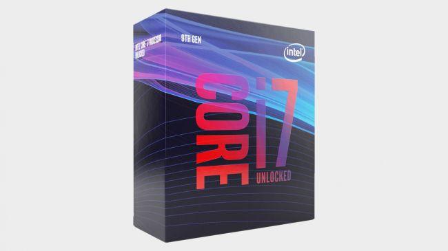Лучший процессор - INTEL CORE i7-9700K