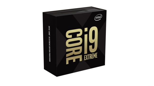 Лучший процессор - Intel Core i9-9980XE