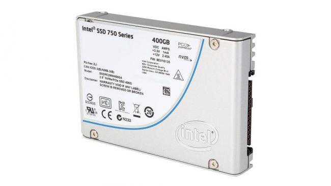 Лучший SSD - Intel 750 Series