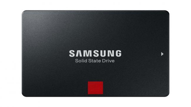 Лучший SSD - Samsung 860 Pro