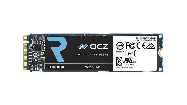 Лучший SSD - Toshiba OCZ RD400