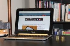 Обзор Asus Chromebook Flip C101PA