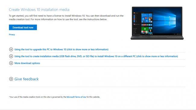 Обновление Windows 10 Spring Creators