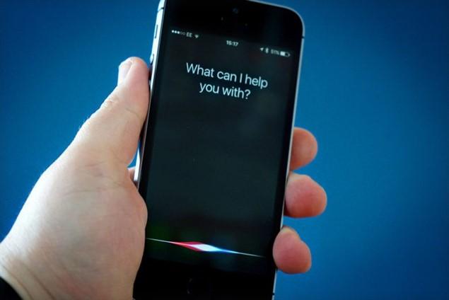 Обновление iOS 12 - Siri