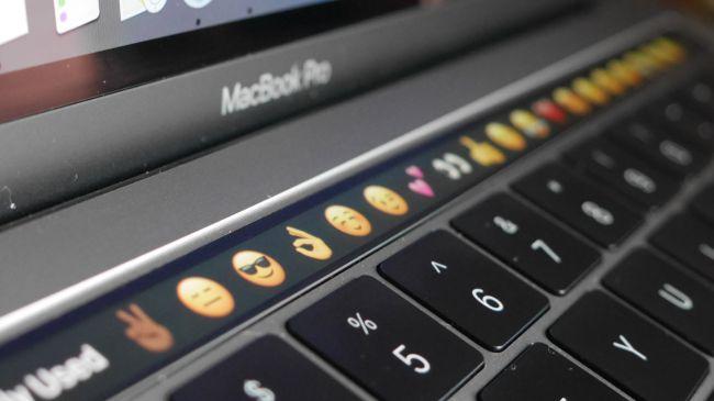 Сенсорная панель MacBook Pro