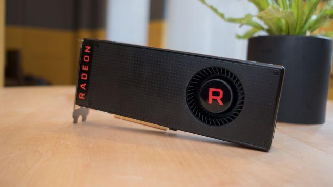 Видеокарта для майнинга - AMD Radeon RX Vega 56