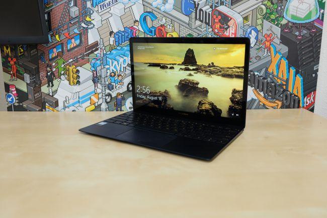 Лучший ультрабук - Asus ZenBook 3