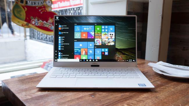 Лучший ультрабук - Dell XPS 13