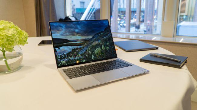 Лучший ультрабук - Huawei MateBook X Pro