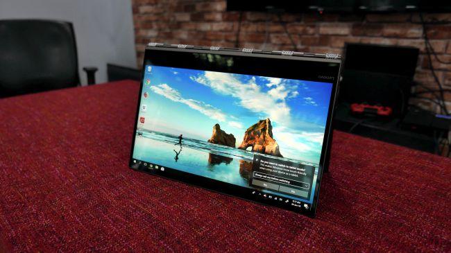 Лучший ультрабук - Lenovo Yoga 920