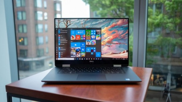 Обзор Dell XPS 15 2 in 1 (2018)