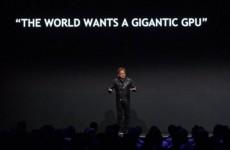 Презентация Nvidia гигантского ПК